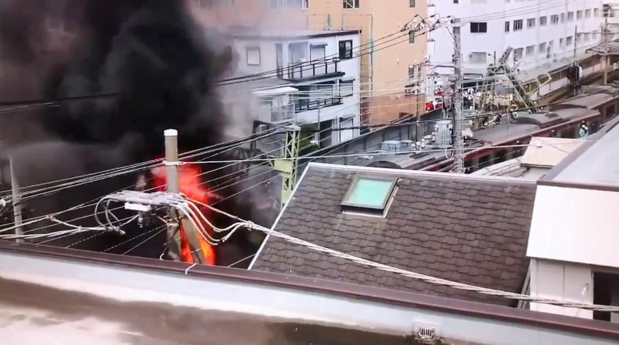 变乱现场(时势通讯社)
