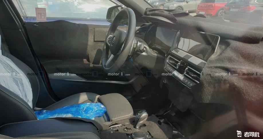 新车预计法兰克福车展亮相 宝马M135i xDrive低伪谍照