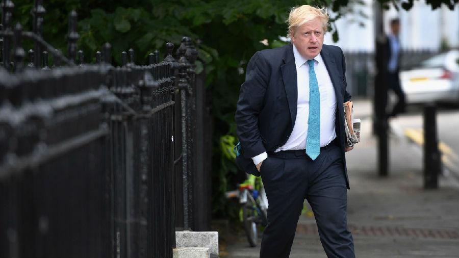 """英国外相与""""冒牌""""亚美尼亚总理通话 还畅聊18分钟"""