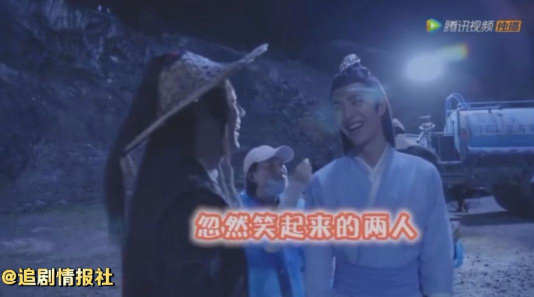 """之还原名场面04穷奇道:战哥又在挨打的边缘试探啦!!!""""耶"""