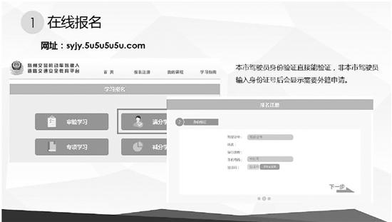 驾照12分都被扣光了怎么办杭州交警推出新模式让你不必再跑腿