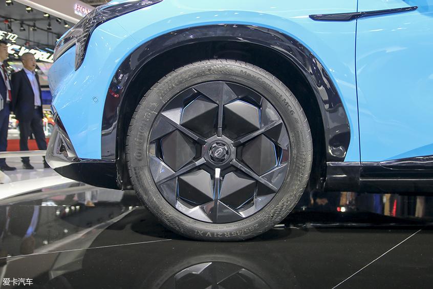 新品牌太抢眼 上海车展必看的新能源车