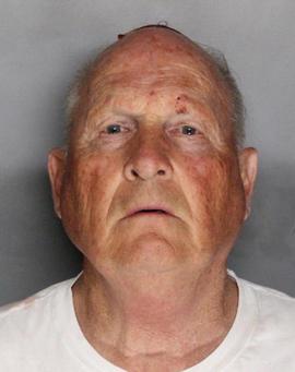 """当局在新闻发布会上指控乔瑟夫·詹姆斯·迪安吉罗疑为""""金州杀手"""""""