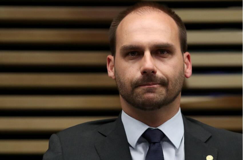 巴西检察官欲禁总统之子任驻美大使:他没外交经验|爱德华多