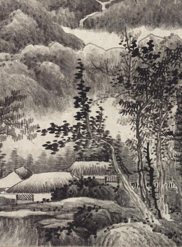 十七世纪的金陵画坛:并不仅是龚贤等八家,还有董其昌髡残等|龚贤|金陵|髡残