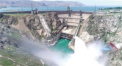 摩天代理:我省摩天代理清洁能源发电利图片