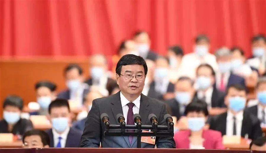 民革中央副主席何报翔:台独势力螳臂当车,何等可笑图片