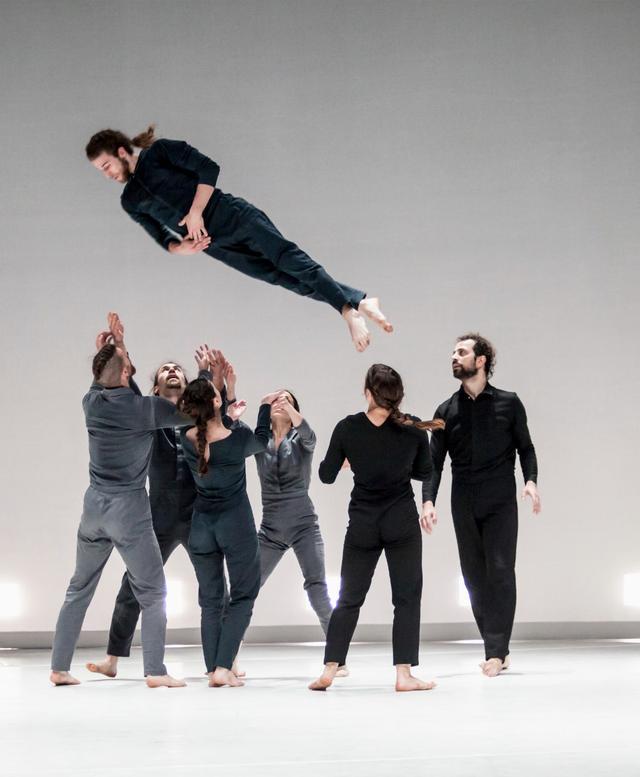 第五届北京新舞蹈国际艺术节开幕,西班牙《局中局》舞动时间迷思