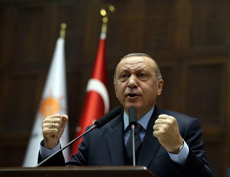 ▲材料图片:土耳其总统埃我多安(新华社收)