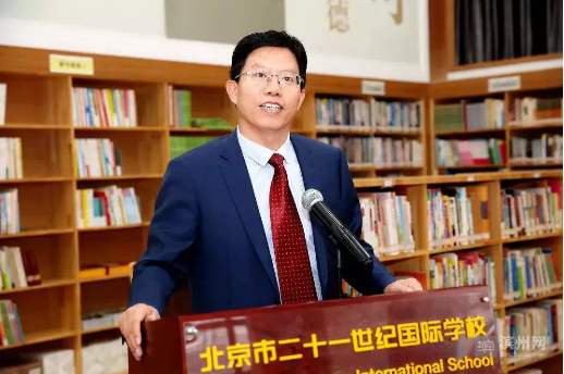 【天南地北滨州人】范胜武:校长不是官而是指挥员战斗员