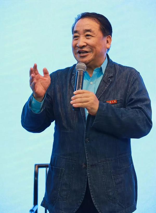 相声大师姜昆获聘南通大学兼职教授|表演艺术家