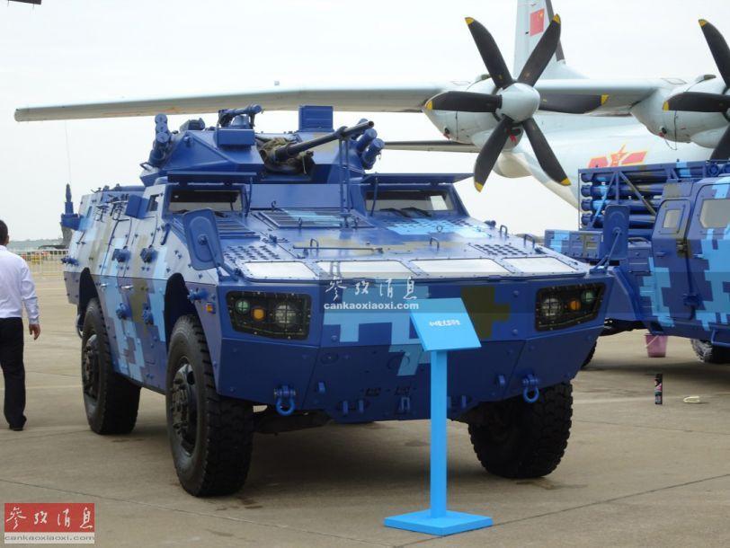 中国 155毫米轮式自行火炮:射速每分10发 或销往海外