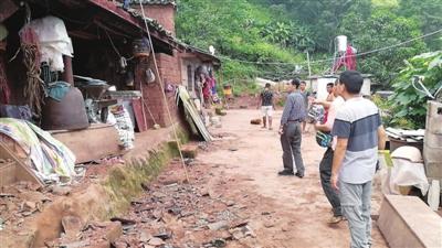 云南墨江发生5.9级地震
