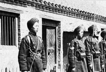 晚清时期八国联军中的中国军团 助联军进攻北京