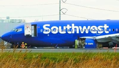 波音737NG发动机故障  造成西南航空致命空难