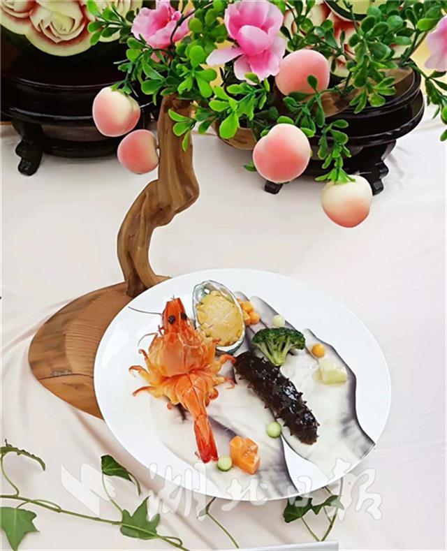 三国故事做成菜,惊艳中国厨师节! 三国动态 第10张