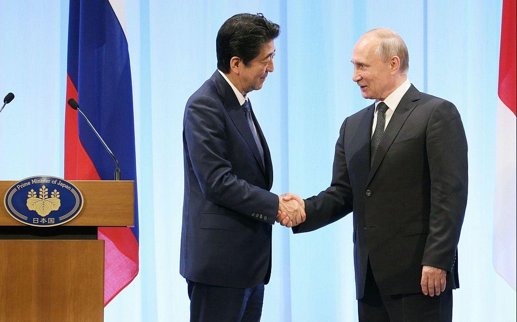 esc2攻略 东方经济论坛本周在俄罗斯举行,安倍将出席并与普京会面