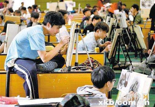 广东2020高考艺科统考结束 1月公布成绩