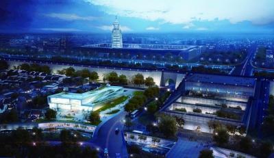 南京城墙博物馆建设全面展开2020年上半年开放