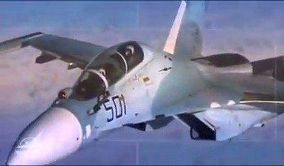 苏-30MK2共青城官方宣传片