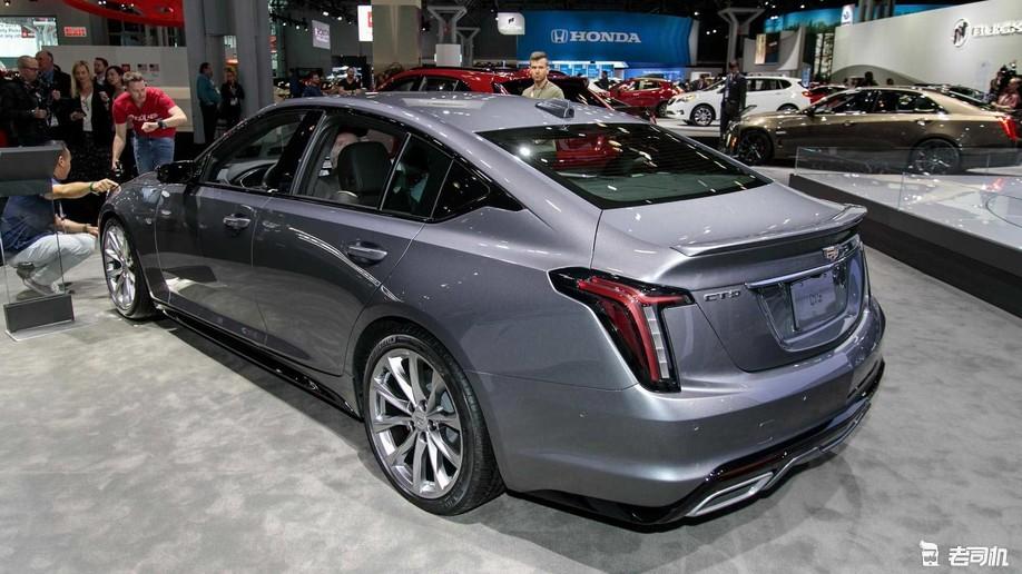 中大型车又有新选择 凯迪拉克CT5纽约车展首发