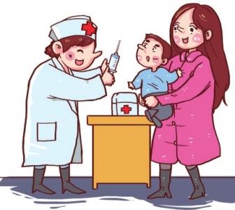 """娃娃打二类疫苗 可刷家长""""医保卡"""""""
