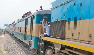 托起孟加拉国铁路新梦想