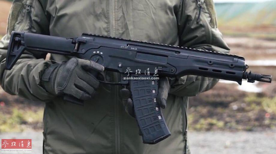 """下一款超级武器?AK-47制造商狂造""""网红""""武器 欲重塑辉煌"""