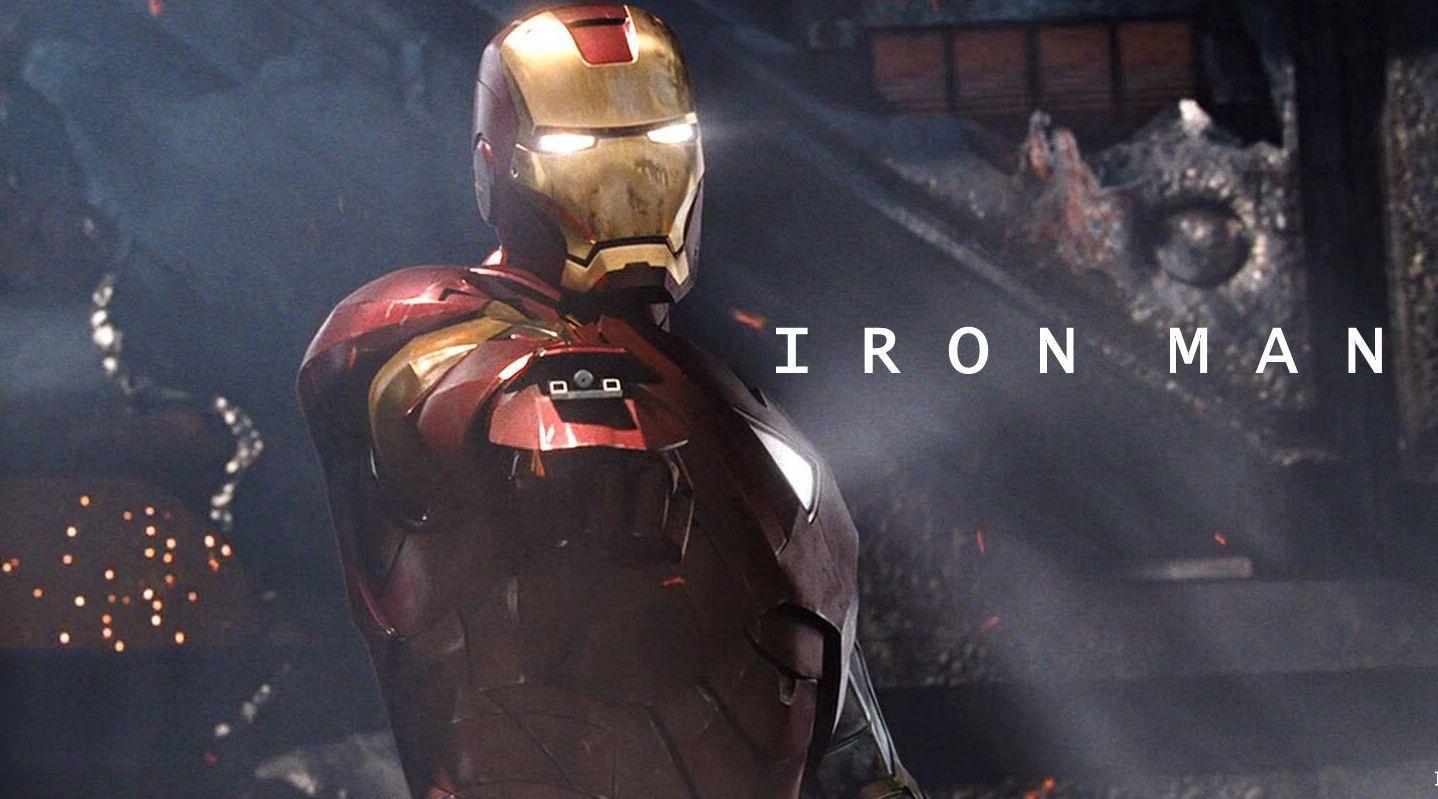 Iron Man:钢铁之躯,堪比神明