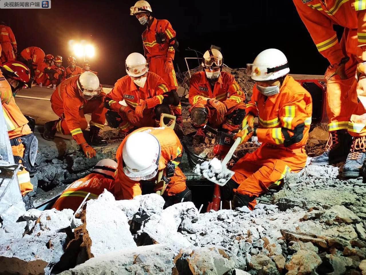 福建莆田在建房屋坍塌致5死事故 现场搜救已结束华硕n45s