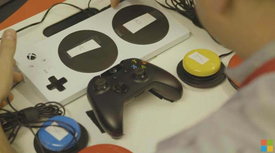 "Xbox的""异形手柄""开始让残疾的老兵重新享受游戏的乐趣"