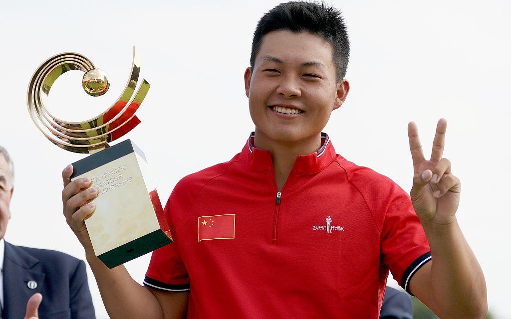 林钰鑫绝杀卫冕冠军,夺高尔夫亚太业余赛第二冠