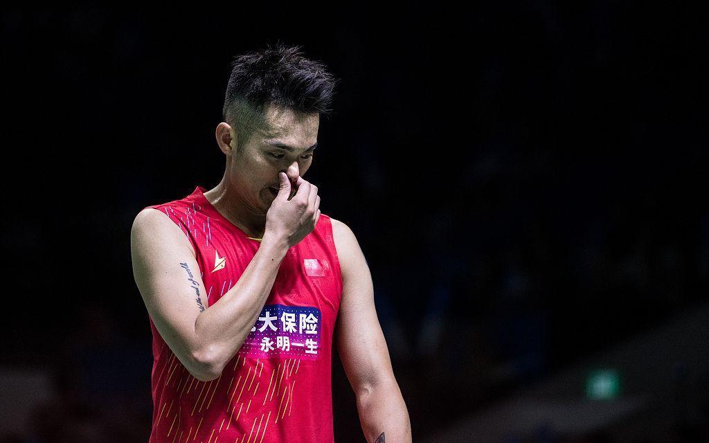 世羽联更新奥运积分榜,石宇奇逼近林丹
