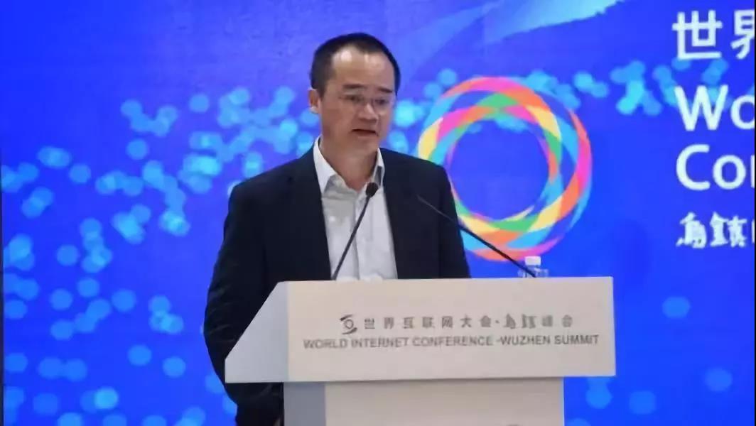 ▲美团(03690)创始人兼CEO王兴。现场图