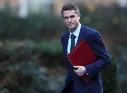 英国国防大臣威廉姆森
