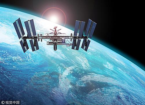 少数富裕的旅行者已经成功付费游览国际空间站。(视觉中国)