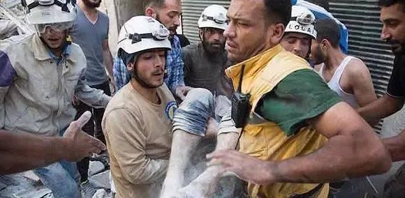 该组织导演叙利亚化武事件 因美国中断援助急眼了炫舞吧2推广人