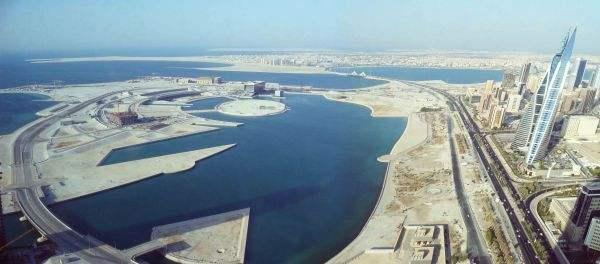 资料图片:巴林塞勒曼港。(图片来源于网络)