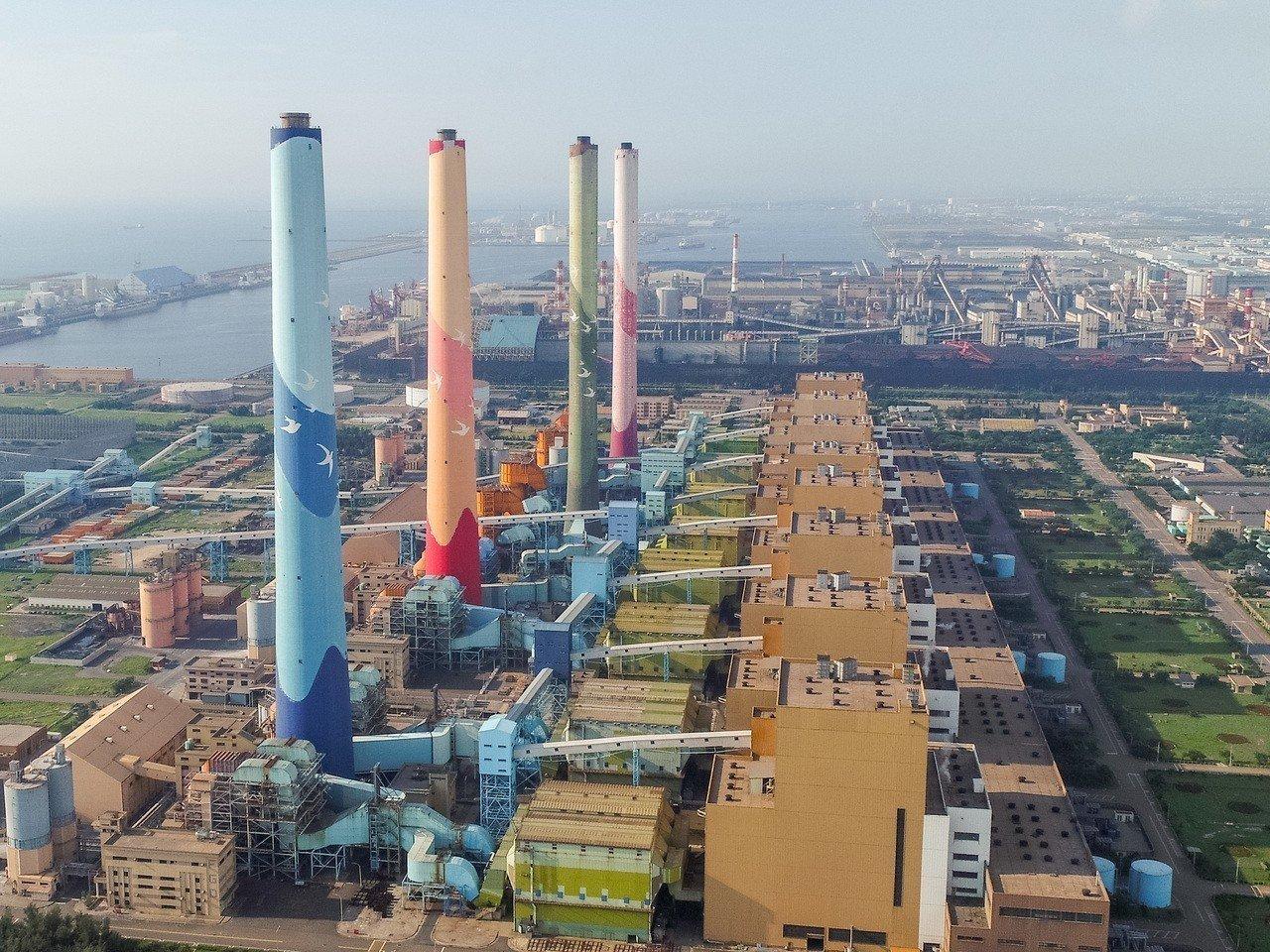 台中火力发电厂或扩建成世界最大 当地政府抗议