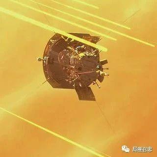 """人类首次""""触""""日,美国""""帕克""""太阳探测器开启史上最""""热""""探测任务"""