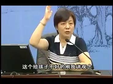 中国公安大学犯罪心理学教授李玫瑾的育儿之道(完整版视频)