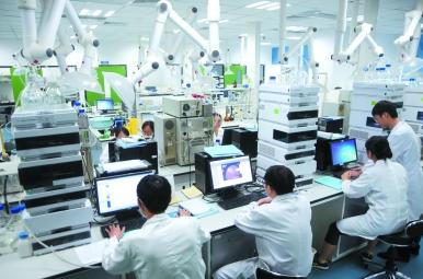 瞄准生物医药 南京打造千亿级产业地标