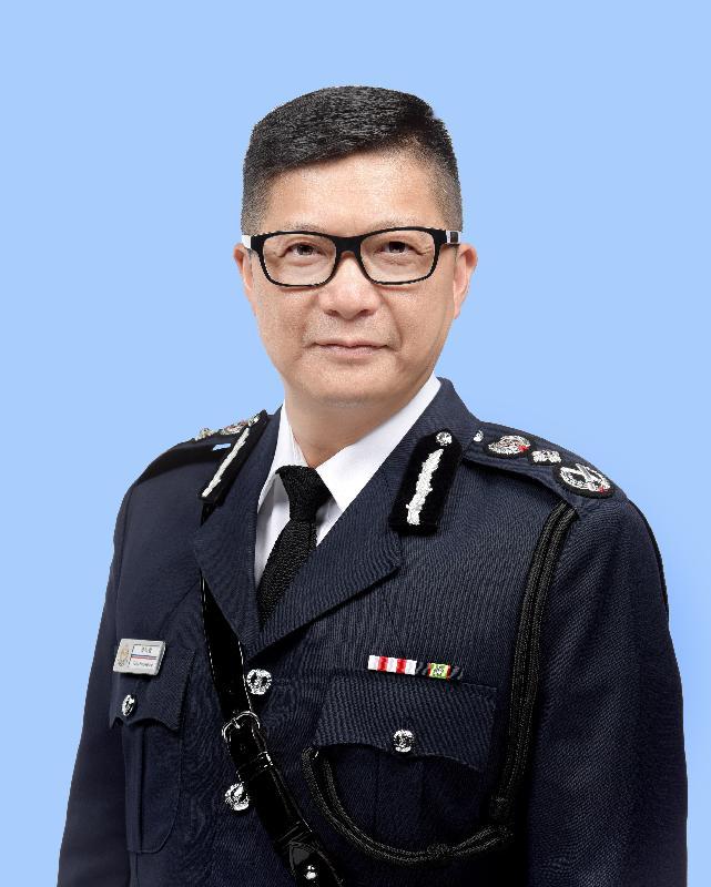 国务院任命邓炳强为香港警务处处长