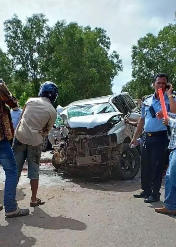 柬埔寨公布拉那烈亲王车祸调查