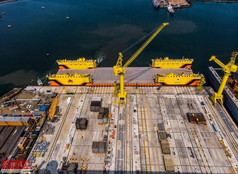 德制200吨机床亮相上海:厂商实为中企子公司 助力中国军工