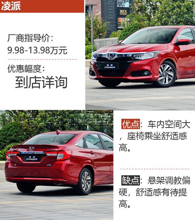 预算十万,想买一台性价比高的家用轿车,应该怎么选?
