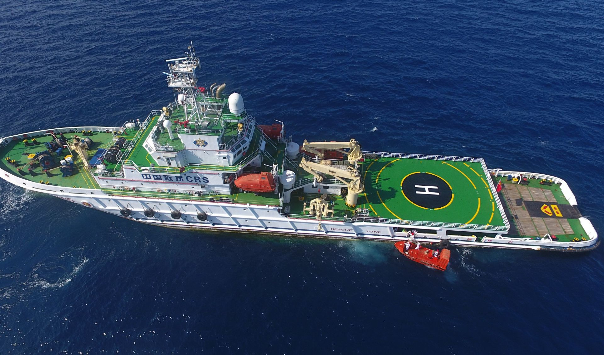"""""""南海救115""""轮。"""