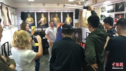 北京国际旅游节闭幕 体验式直播海外圈粉