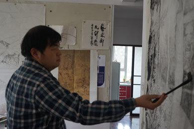 博观约取第三届中国高等美术院校博士生创作精品展·孙文韬