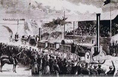 英国工业革命(图片来源于网络)